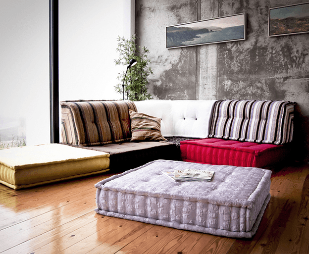 Sof s a medida look cushion sofas to measure - Hacer cojines para sofa ...