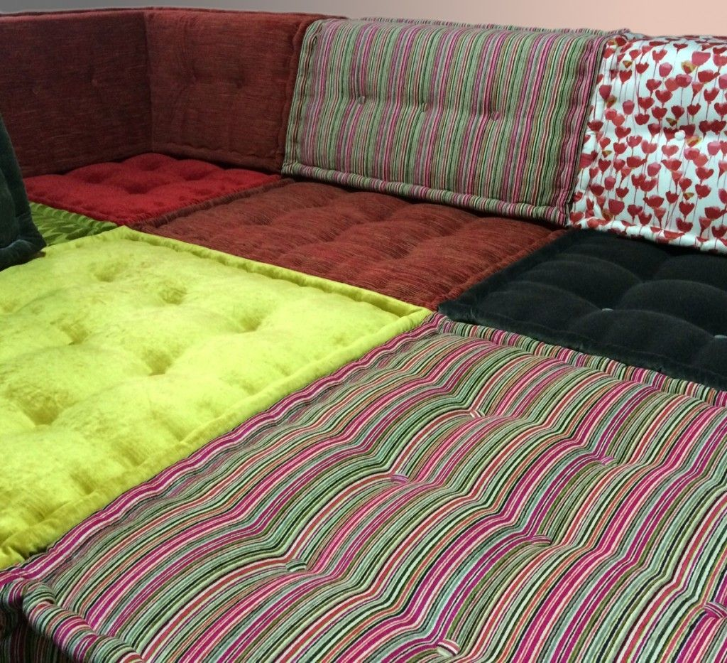 Custom made cushions look cushion sofas to measure for Cojines para sofas